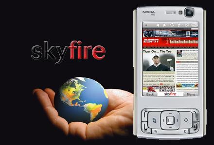 skyfire - Nova atualização: Navegador Skyfire para celulares Symbian
