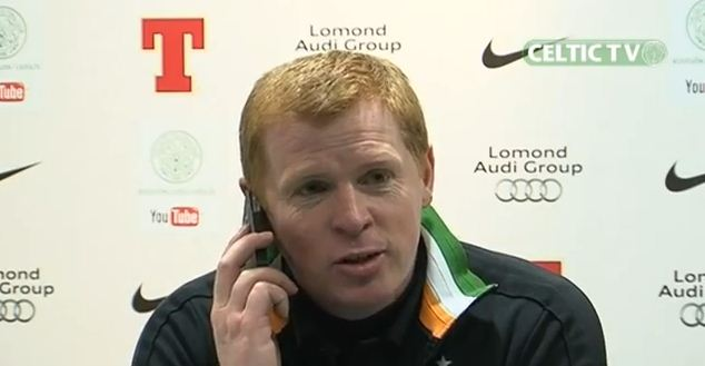 CelticFC-neil-lennon-press-conference-phone-call