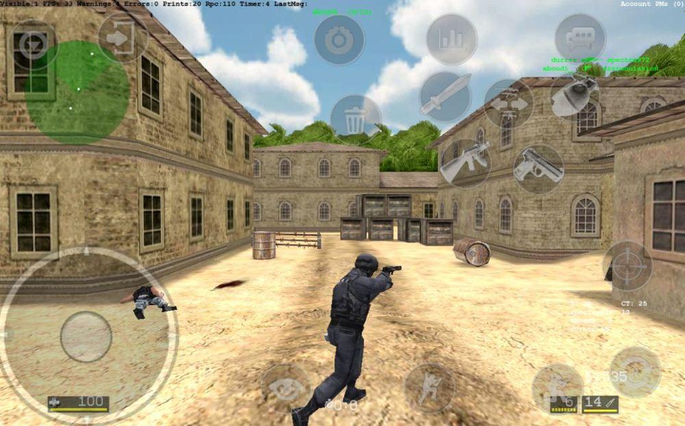 Counter Strike Для Андроид скачать - …